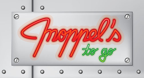 MOPPEL'S TO GO - Logo