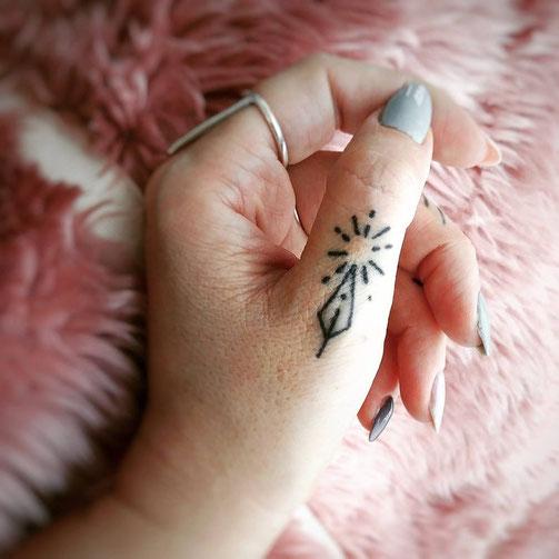 Etsy Qc, portrait de créateur, Kaliyoni atelier, tatoo