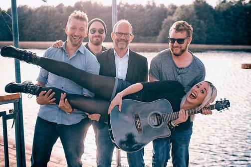 Taktlos Unplugged am Vechtesee Nordhorn