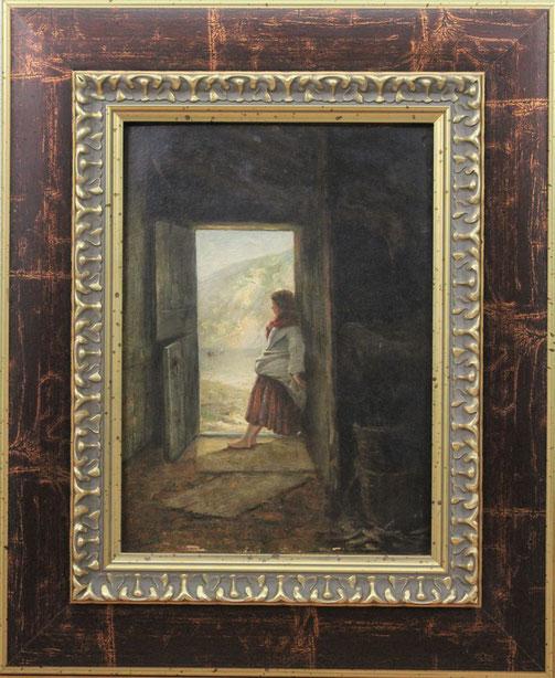 te_koop_aangeboden_een_kunstwerk_van_de_nederlandse_kunstschilder_diederik_franciscus_jamin_1838-1865_hollandse_romantiek_19e_eeuw
