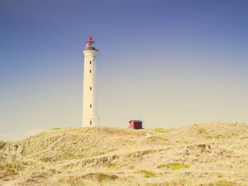 Leuchtturm, lighthouse, Denmark, Dänemark, Nordsee, North Sea, Dunes, Dünen, Holger Nimtz, Fotografie, photography,