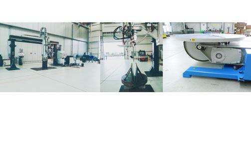 HAANE welding systems / service Mietanlagen