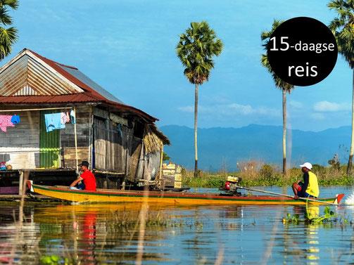 Bootmannen bij Sengkang