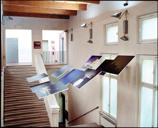 Giovanni Lami, particolare della mostra 100.000 filters, Palazzo Santa Margherita, Modena
