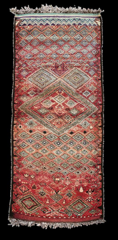 Nomaden Teppich, Zürich. Vintage Berber rug, from Morocco. Berber Teppich, Marokko