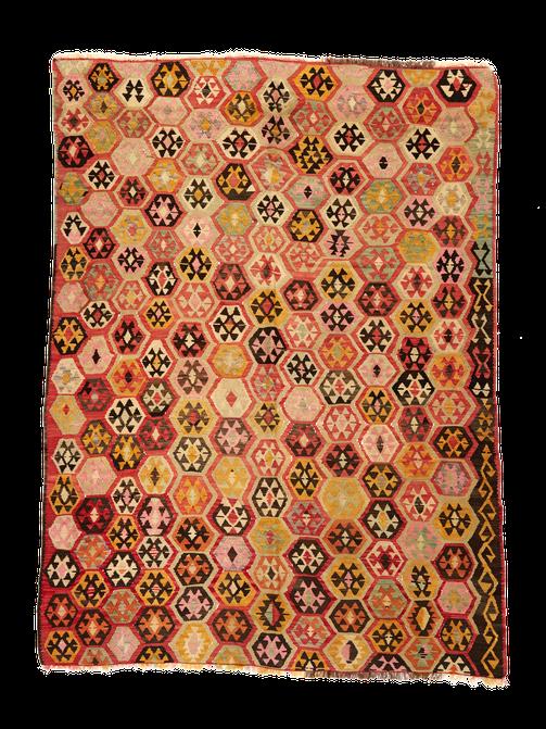 Nomaden Teppich, Zürich. Vintage kilim, Tavas Kelim, Turkey. Kelim Zürich