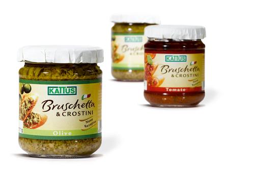 Kattus - Bruschetta - traditionell - handmade - italienisch - Verpackung - Packaging - Design - DesignKis -2005