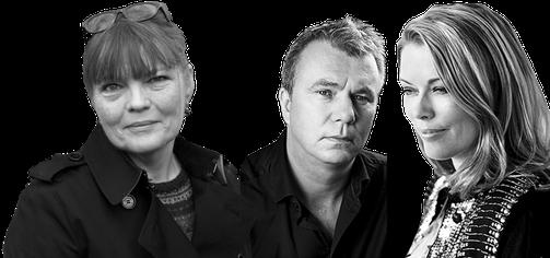 Anna Grue, Jesper Stein, Julie Hastrup– Hamburger Krimifestival