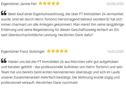 Bewertung FT Immobilien 24 München