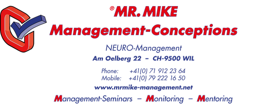 Neuromanagement,Neurowissenschaft,Kontakt,MR.MIKE Management,