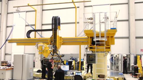 HAANE welding systems / service Industrie 4.0