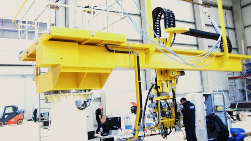 HAANE welding systems / service Kalibrierung und vorausschauende Wartung