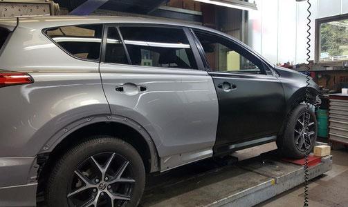 Carrosserie Spenglerei Versicherungsschaden Garola Garage