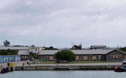 Robben Island - Hafen