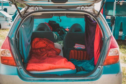 Das Honda Mobil - (C) Felix&Julia