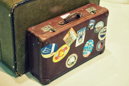 Koffer - (C) Teilzeitreisender.de