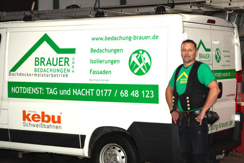 Andreas Herbers - Bedachung-Brauer GmbH