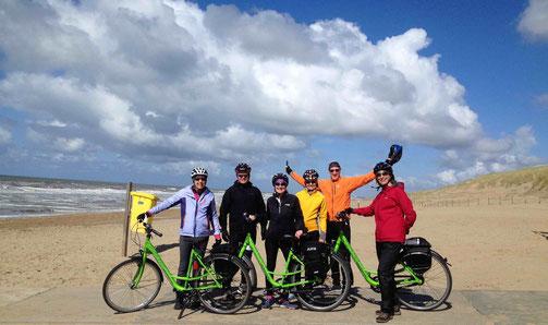 Boat Bike Tours Friesland