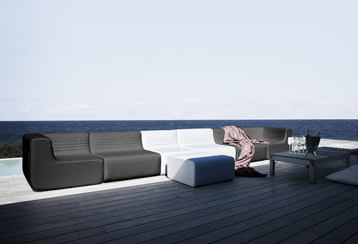 Outdoor Lounge konfigurierbar