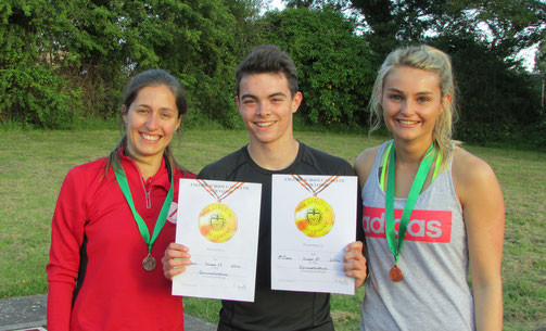 Sophie Rowe; Rory Cawkwell; Kelly Constable