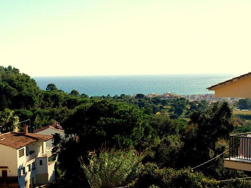 Villas à louer pour les vacances à Lloret del mar Costa Brava Espagne piscine privée.