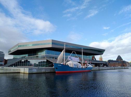 Dokk1 - Bibliothéik Aarhus