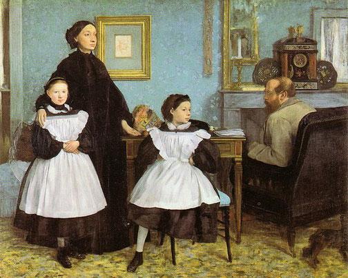 《ベレッリ一家》1858–1867年