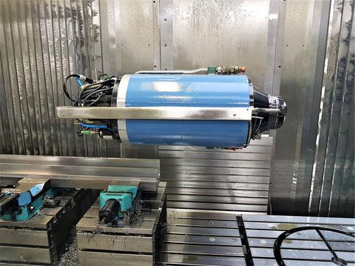 Fräsmaschine AXA VHC3-5000XTS