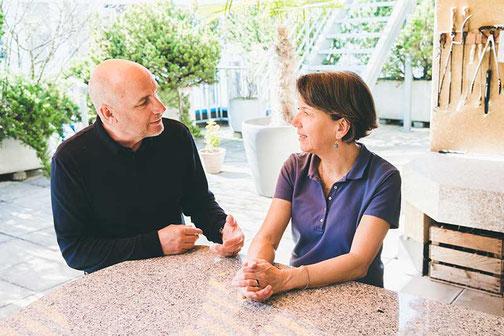 berührbar, Gesprächstherapie und Begleitung zu Beziehungsproblemen, Sexualität, Polyamor