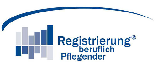"""Offizieller Schulungsanbieter der """"Registrierung beruflich Pflegender"""" Registriernummer 20200101"""
