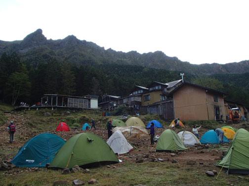 八ヶ岳 登山 コース ガイド