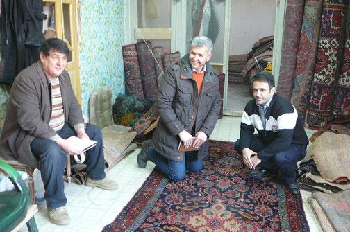 Tappeti persiani Buja, tappeti Tabriz carpet