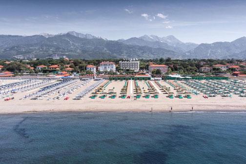 Thirrenisches Meer Mittelmeer, Bar, Lounge, Cocktails, Versilia, Meerblick ,Toskana, Forte dei Marmi