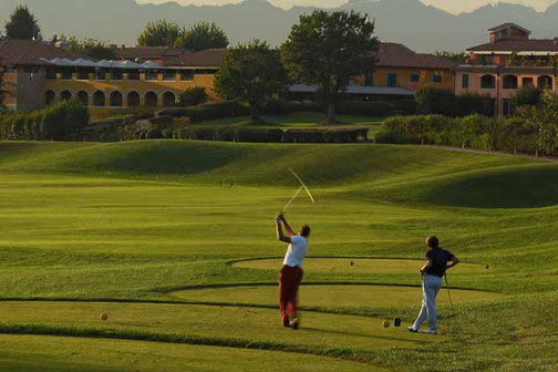Comer See Oberitalienische seen Golfreisen Golfpakete Golfen Ferien Villa D'Este Italien Urlaub