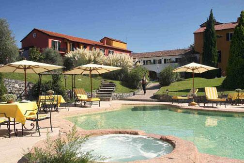 Golfreise Italien Golfpaket Golf Ferien Reisen Golfhotel Ligurien Olivenöl Weingut Portofino Golf vor Ort auf dem Golfplatz