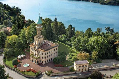 Villa Crespi Golf Lago Maggiore Golfpakete Ferien Italien