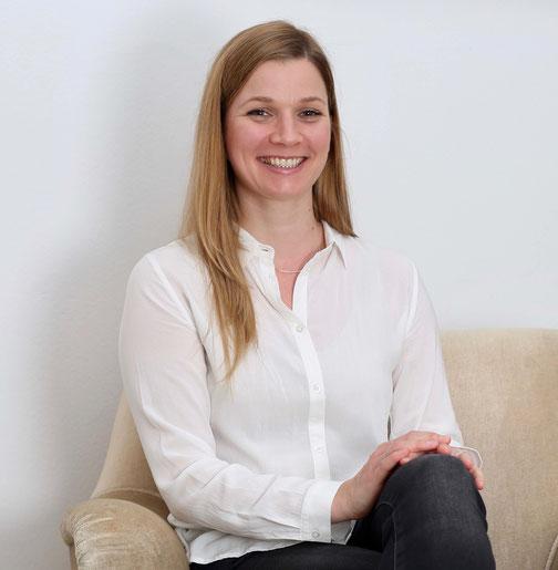 Psychotherapeutin Katharina Rueth