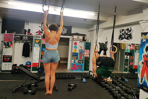 Strength Training Gym in Hamburg