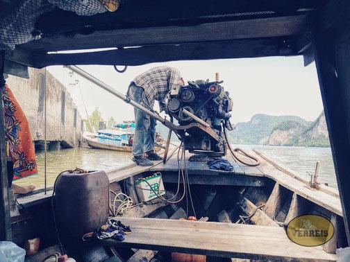 Boot Thailand