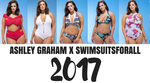 ASHLEY GRAHAM COLLECTION SWIMSUITSFORALL 2016 2017