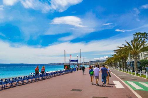 Côte D'Azur, Frankreich, Französische Riviera, Die Traumreiser, Nizza, Nice