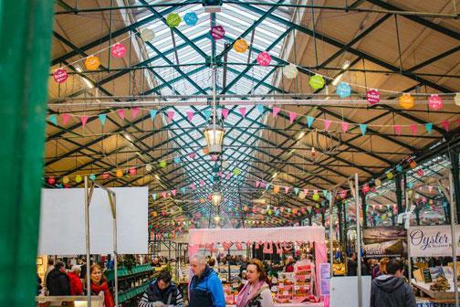 St. Georges Market, Belfast, Nordirland, Die Traumreiser, Highlight