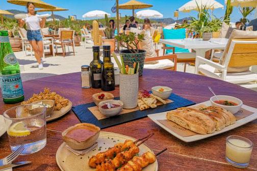 Ibiza, Eivissa, Balearen, Restaurants, Die Traumreiser, Atzaró, Restaurant