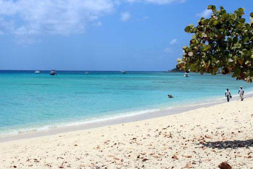 Cayman Islands, Seven Mile Beach, Die Traumreiser