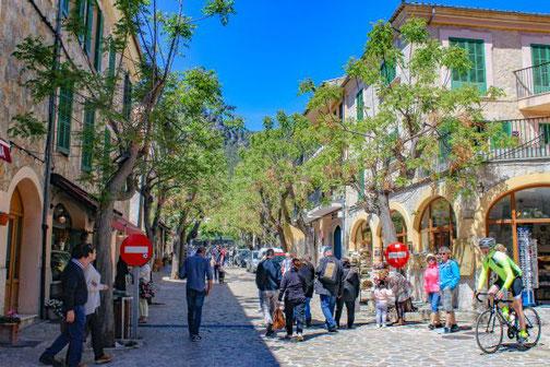 Mallorca, Spanien, Balearen, Reisetipps, Highlights, Die Traumreiser, Valldemossa, Innenstadt