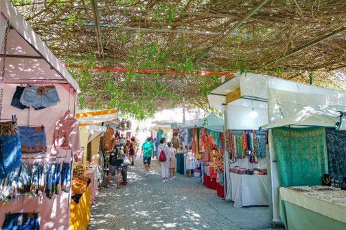 Ibiza, Eivissa, Balearen, Hippie Markt, Die Traumreiser, Las Dalias