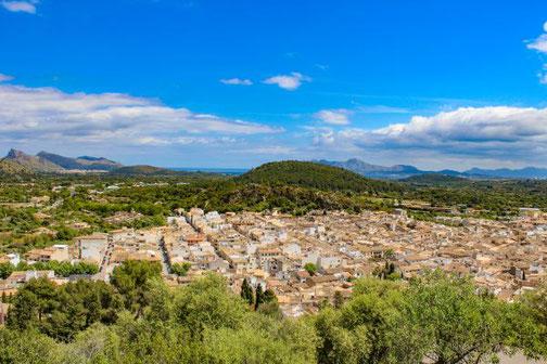Mallorca, Spanien, Balearen, Reisetipps, Highlights, Die Traumreiser, Pollenca, Altstadt, Überblick