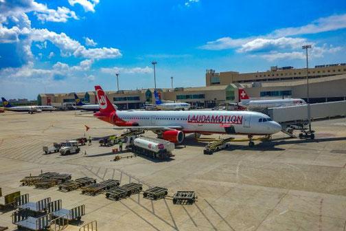 Mallorca, Spanien, Balearen, Reisetipps, Highlights, Die Traumreiser, Flugzeug, Laudamotion, Airport