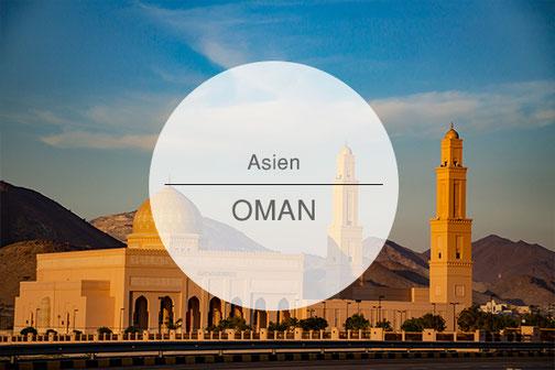 Oman, Die Traumreiser, Reiseführer, Tipps, Highlights