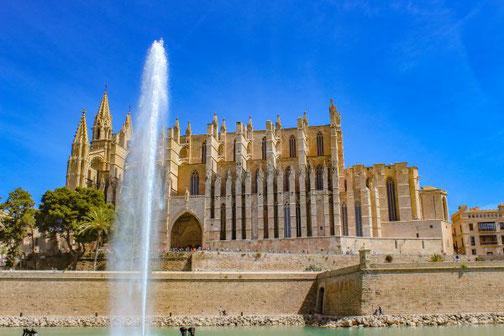 Mallorca, Spanien, Balearen, Reisetipps, Highlights, Die Traumreiser, Kathedrale